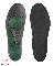 MILITARY/PUBLIC SAFETY INSOLES - BLACK