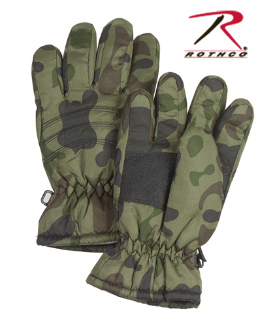Gloves - Kids' Woodland Camo Thermoblock™ Insulated Gloves