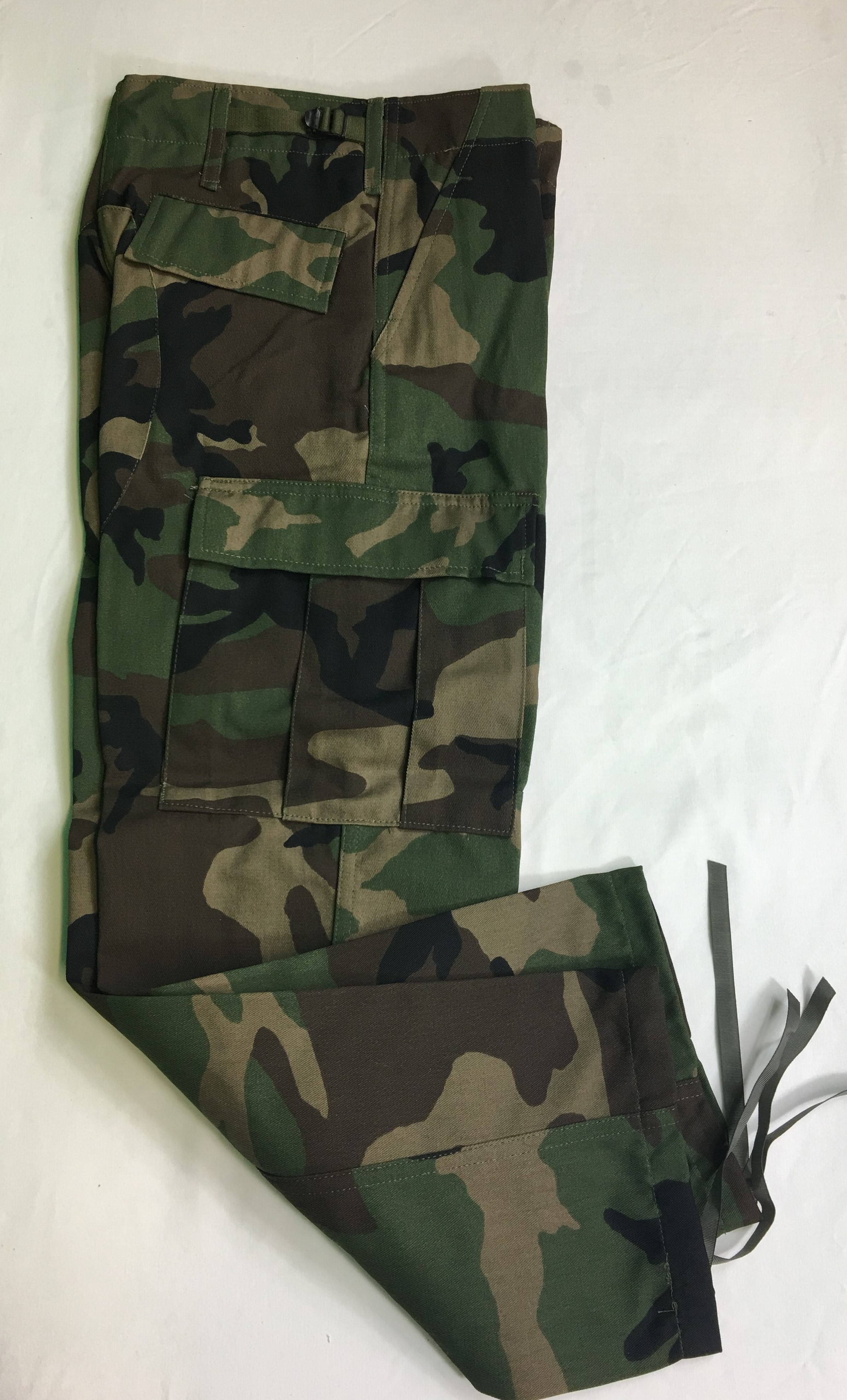 BDU Youth Military Spec Trouser Pants* NO BUTTONS SHOWING
