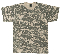 T-Shirt - Men's ACU Digital Camo