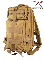Backpack - COYOTE BROWN MEDIUM TRANSPORT PACK