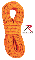 RAPPELLING - 150' ORANGE RESCUE RAPPELLING ROPE