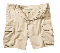 SHORTS - ULTRA FORCE™ VINTAGE KHAKI CARGO SHORTS