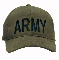 LOW PROFILE CAP OLIVE DRAB - ARMY
