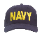 CAP - ''NAVY'' LOW PROFILE INSIGNIA CAP