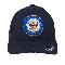 CAP - DELUXE LOW PROFILE CAP BLUE - NAVY EMBLEM LOGO