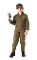 Kids - JR. G.I. Kids O.D. Air Force Flighsuit