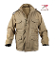 SOFT SHELL TACTICAL M-65 JACKET-COYOTE