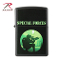 SPECIAL FORCES ZIPPO LIGHTER