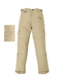 Kid's Trooper Tactical Pants - Khaki
