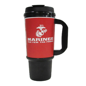 Travel Mug - USMC Logo Mug